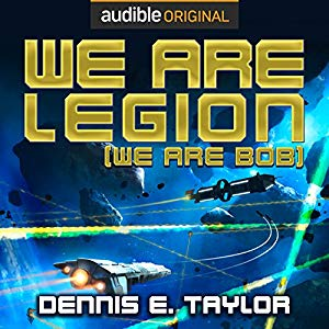 Book cover: We Are Legion (We Are Bob)