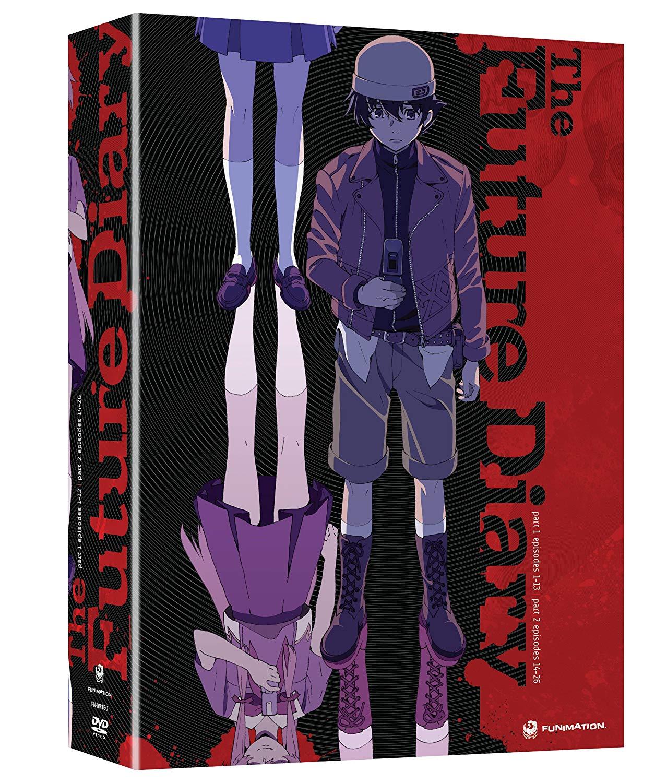 Anime cover: Mirai Nikki