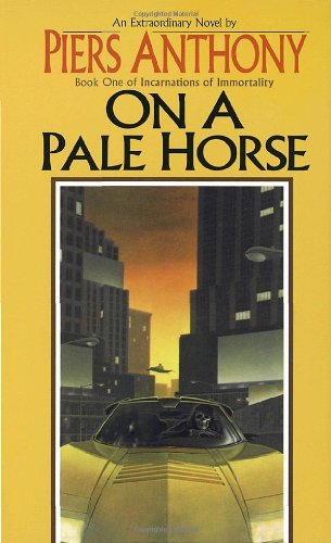 Book cover: On a Pale Horse