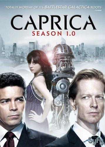 Tv Show cover: Caprica