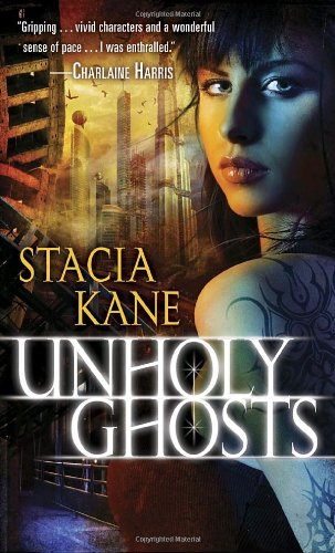 Book cover: Unholy Ghosts