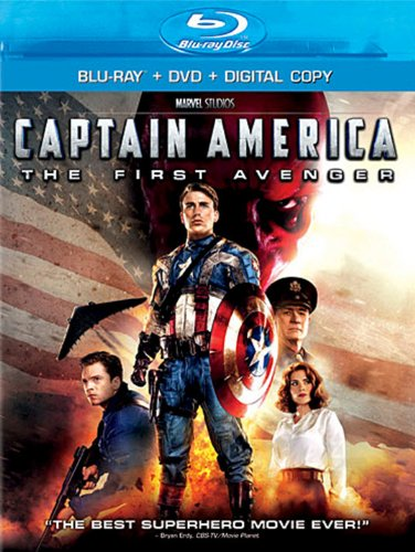 Movie cover: Captain America: The First Avenger