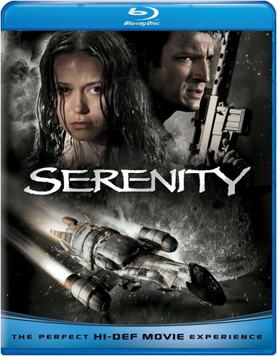 Movie cover: Serenity