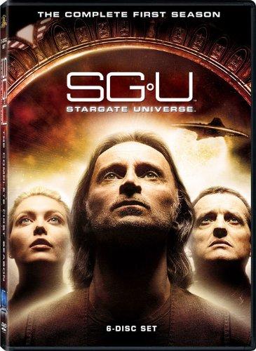 Tv Show cover: Stargate Universe