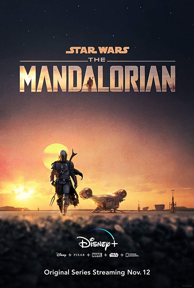 The Mandalorian cover