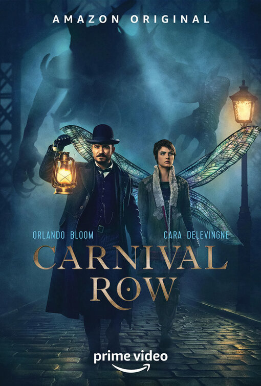 Carnival Row cover image