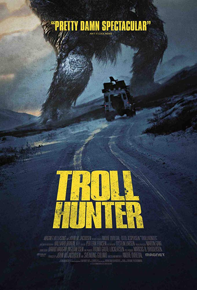 Trollhunter cover