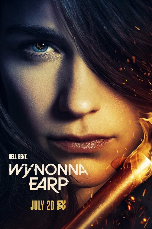 Wynonna Earp cover