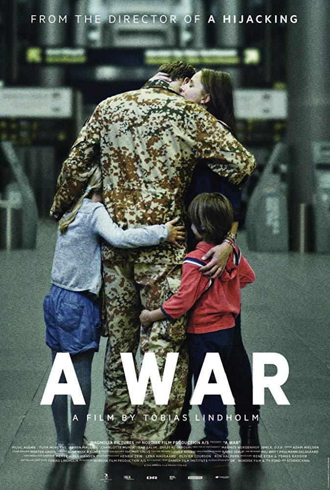 A War cover