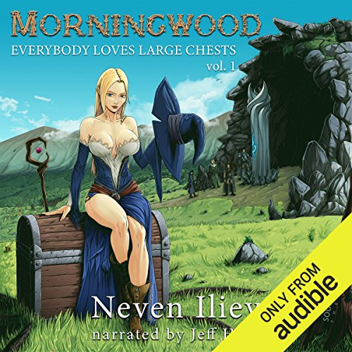 Morningwood Everybody Loves Large Chests vol.1  cover
