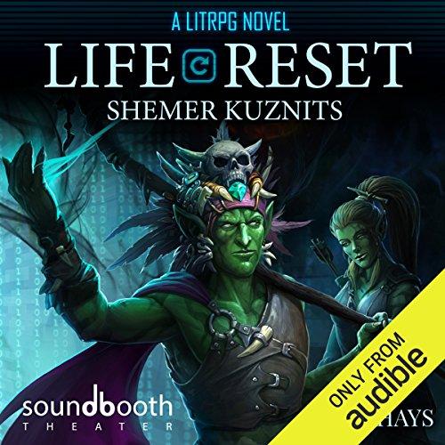Life Reset: A LitRPG Novel: New Era Online, Book 1 cover