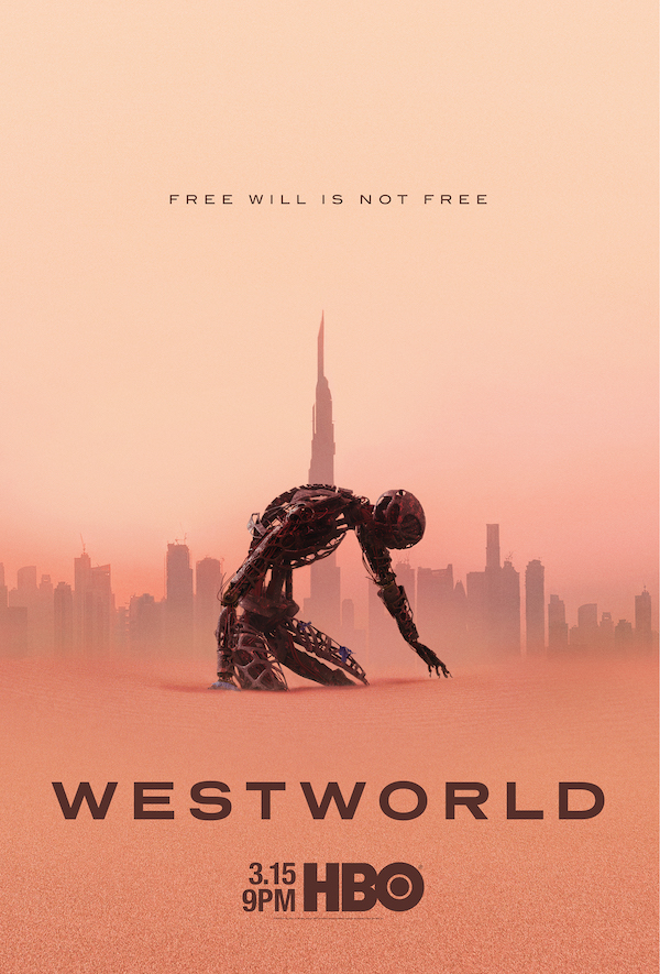 Westworld tv-show cover