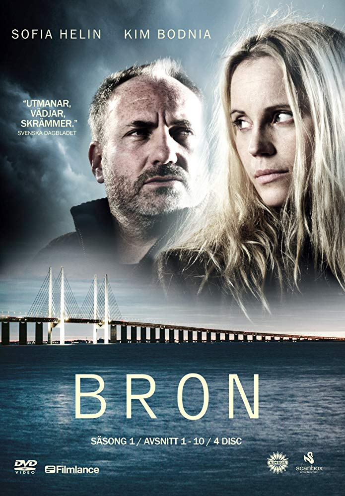 The Bridge tv-show cover