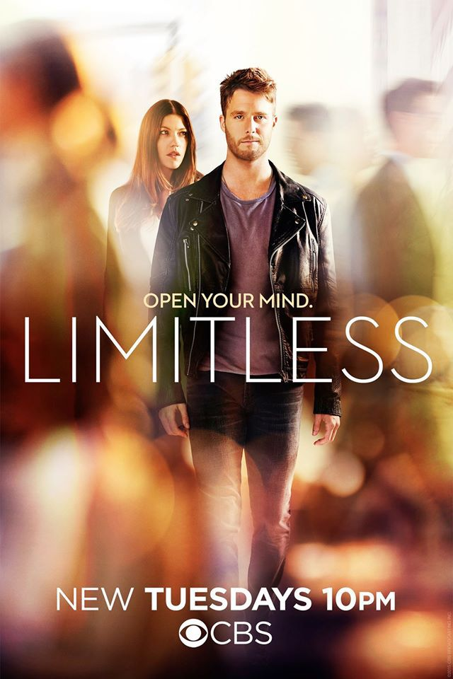 Limitless tv-show cover