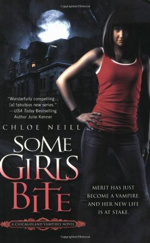 Some Girls Bite Chicagoland Vampires Series book 1 cover