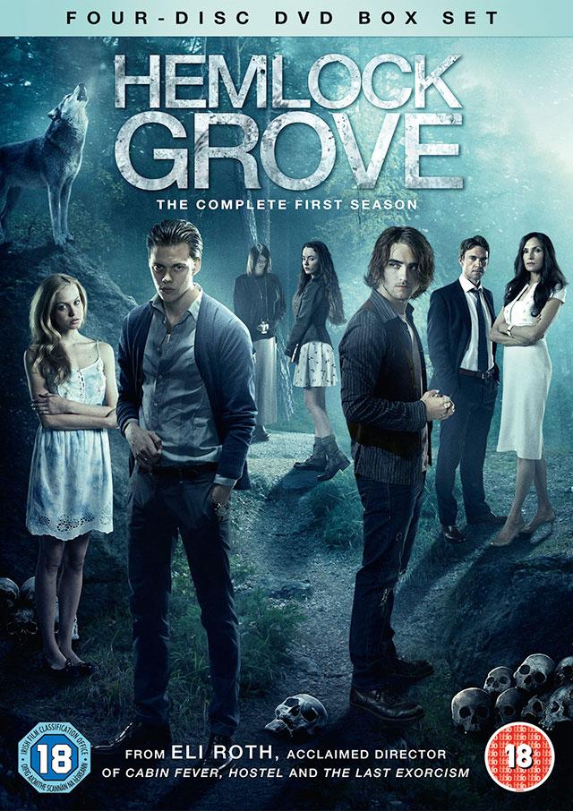 Hemlock Grove TV-Show Cover
