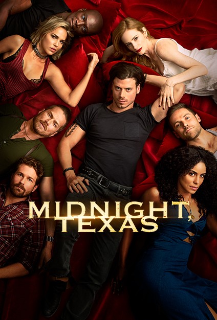 Midnight, Texas, TV-Show Cover
