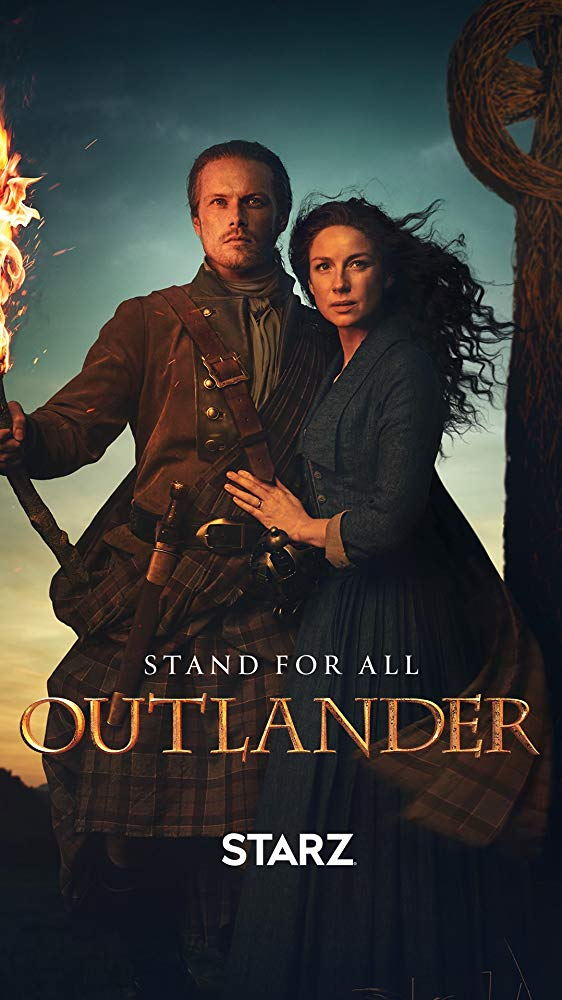 Outlander TV-Show Cover