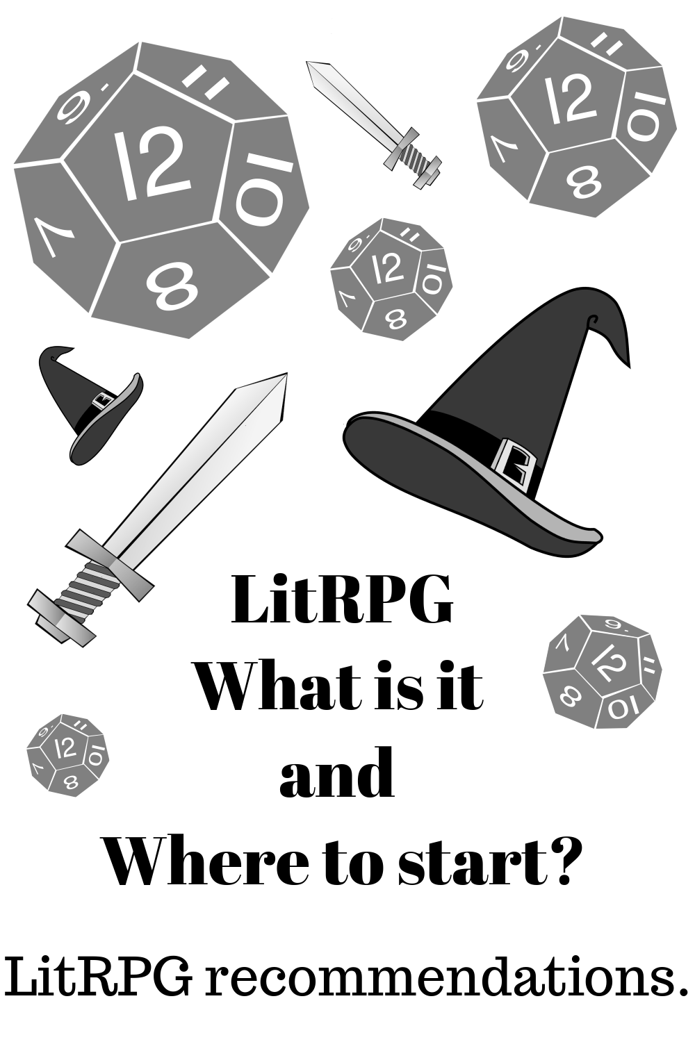 LitRPG, what is it and where to start?