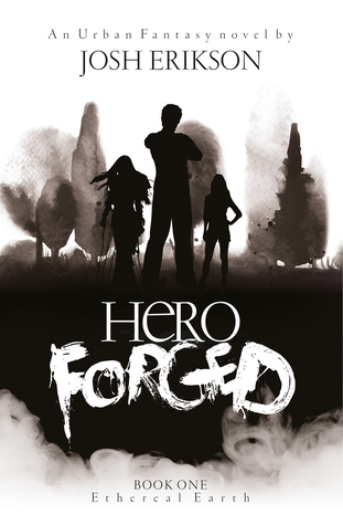 Hero Forged book cover