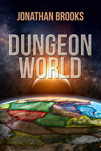 Dungeon World Book Cover