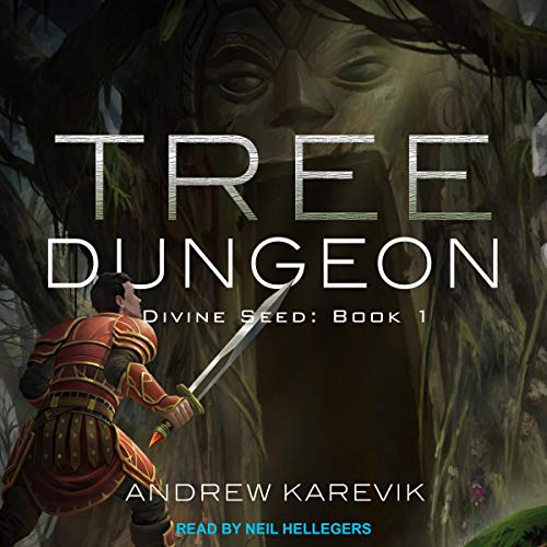 Tree Dungeon Book Cover