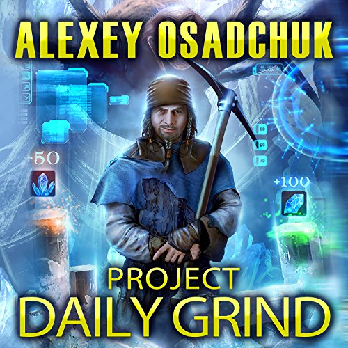 Project Daily Grind (Mirror World book1) Book cover