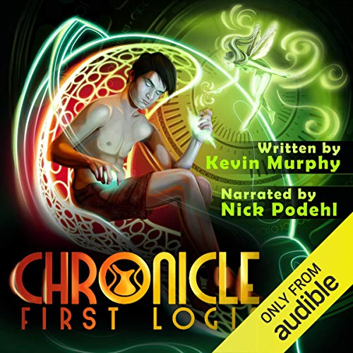 First Login: Chronicle, Book 1  Cover