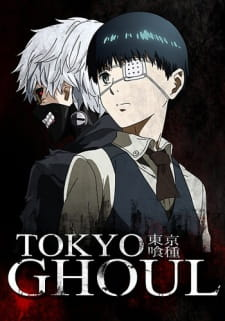 Tokyo Ghoul Anime Cover