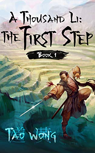 A Thousand Li: the First Step: Book 1 Cover