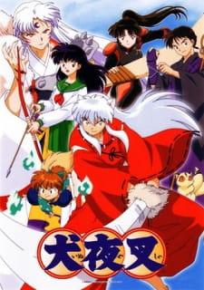InuYasha Anime Cover