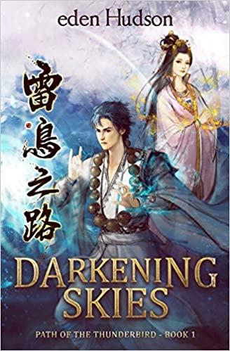 Darkening Skies, Path of the Thunderbird Book 1 Cover