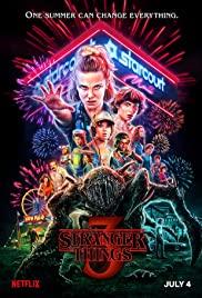 Stranger Things TV-Show Cover