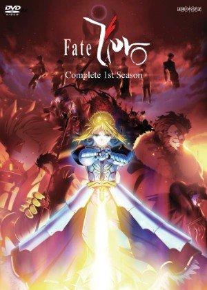 Fate/Zero Anime Cover