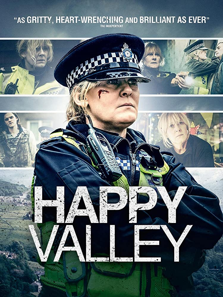 Happy Valley TV-Show Cover