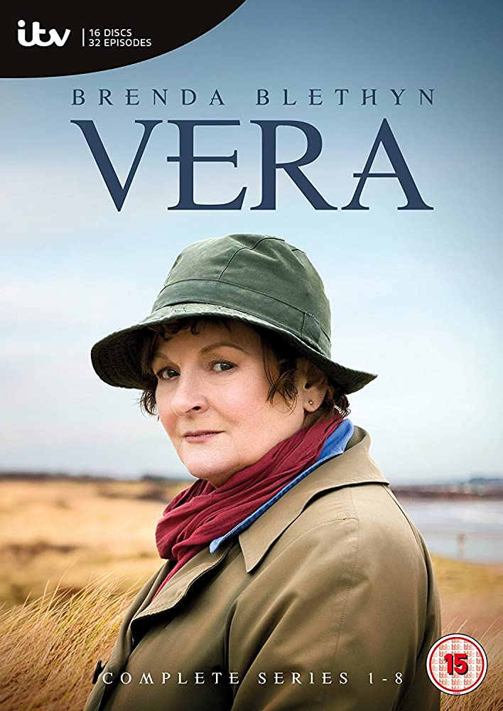 Vera TV-Show Cover
