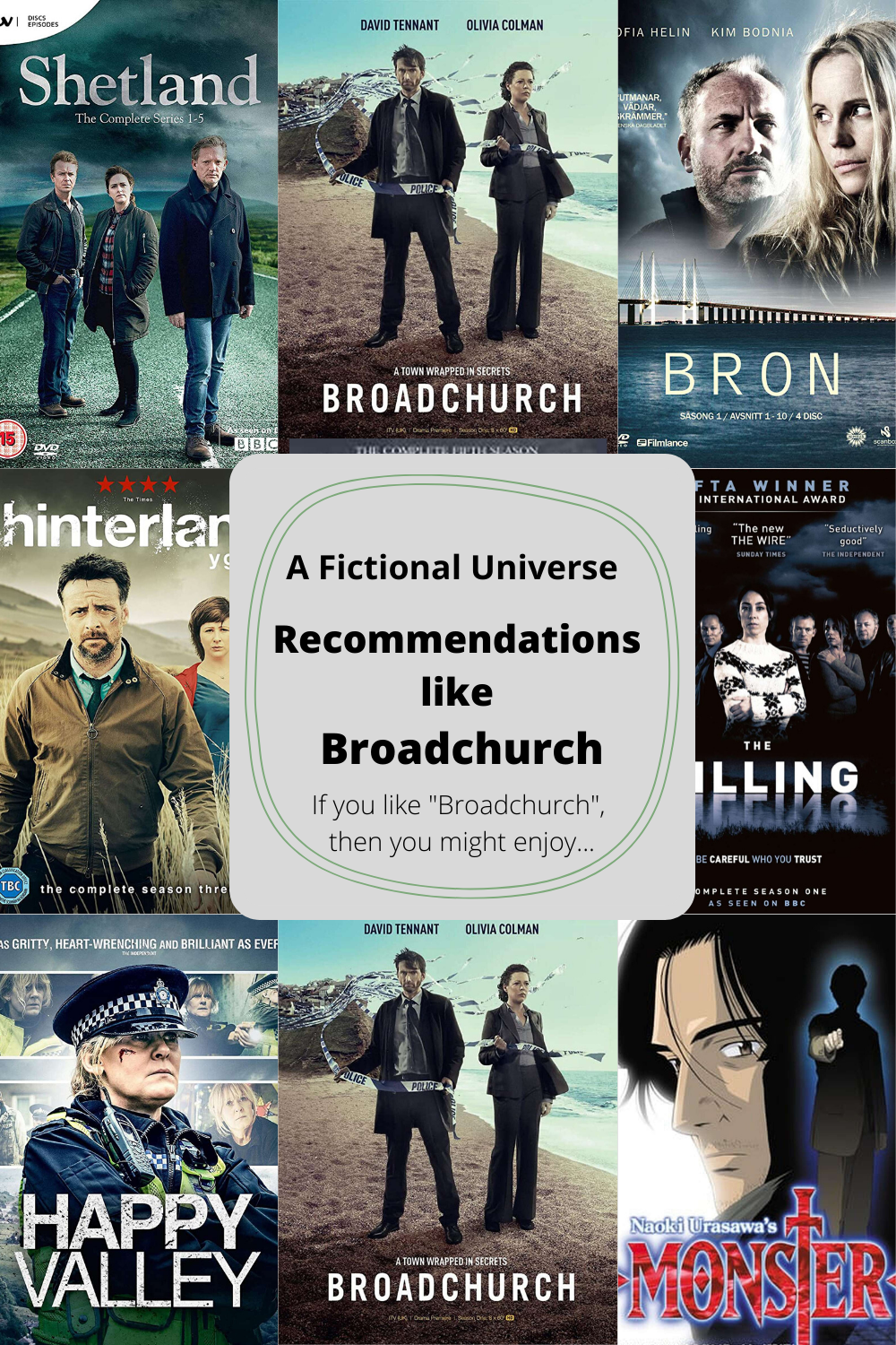 Broadchurch Similar Recommendation Article Image