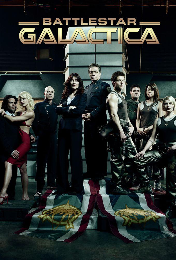 Battlestar Galactica TV-Shows Cover 2