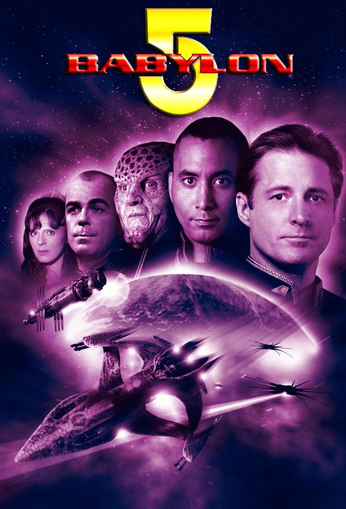 Babylon 5 Show Cover