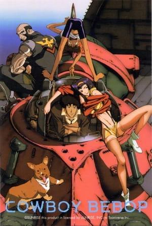 Cowboy Bebop Anime Cover