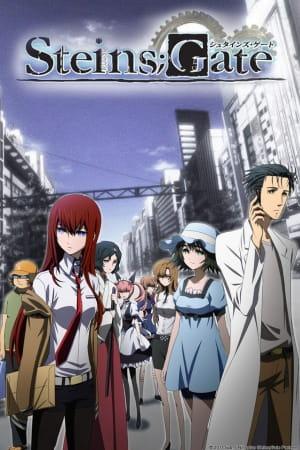 Steins;Gate Anime Cover 2
