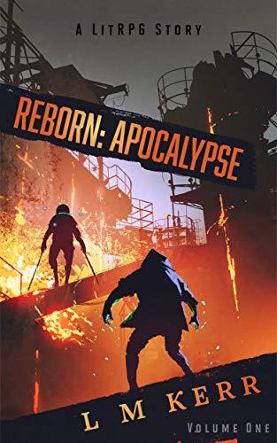 Reborn: Apocalypse Book Cover