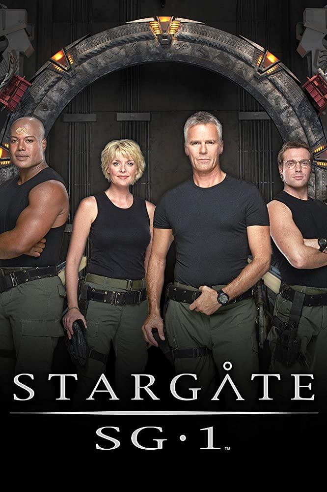 Stargate SG-1 TV-Show Cover 2